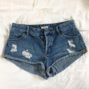 • Roxy • Jean Shorts